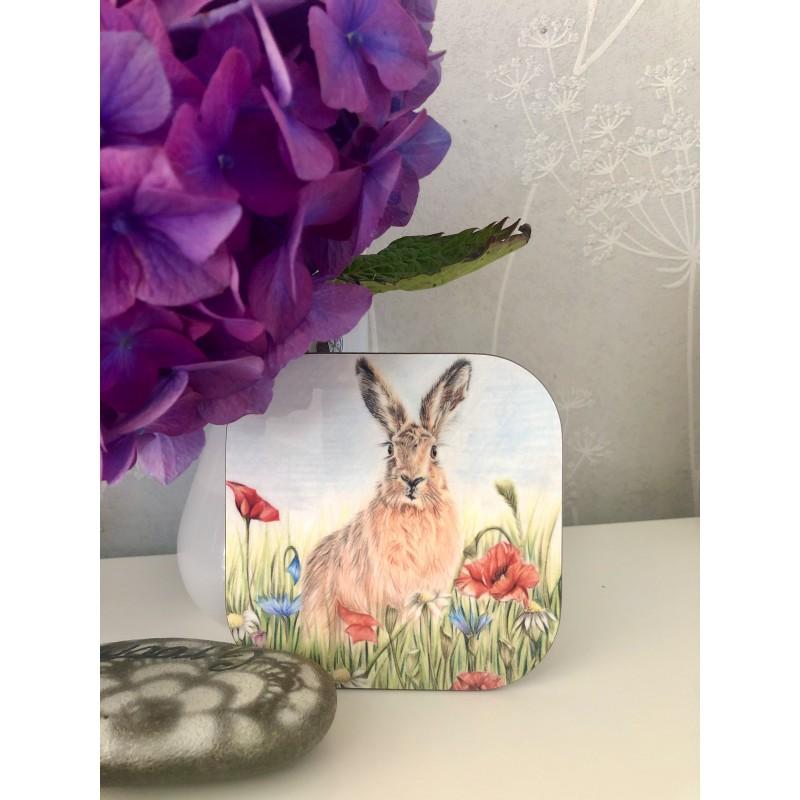 'Summer hare' hare coaster