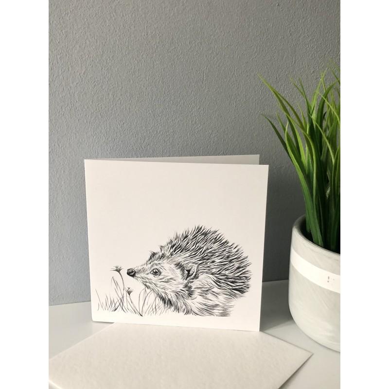 Prickles Greetings Card