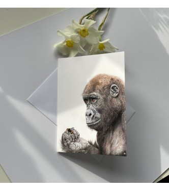 'In it together' Greetings card.